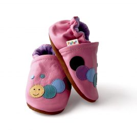Calzado que no se cae para bebé