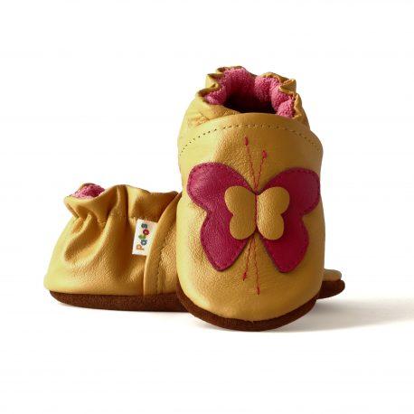 Zapato de gateo – Mariposas