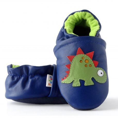 Calzado de bebe en cuero