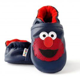 zapatos para bebe empezando a caminar