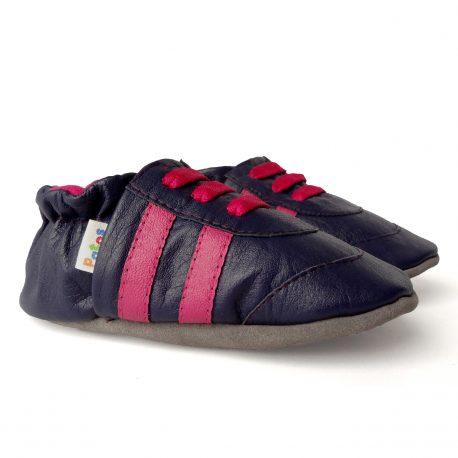 calzado antideslizante para bebé niña