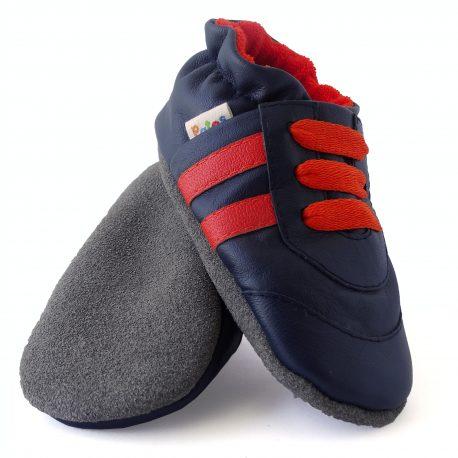 calzado antideslizante para bebé